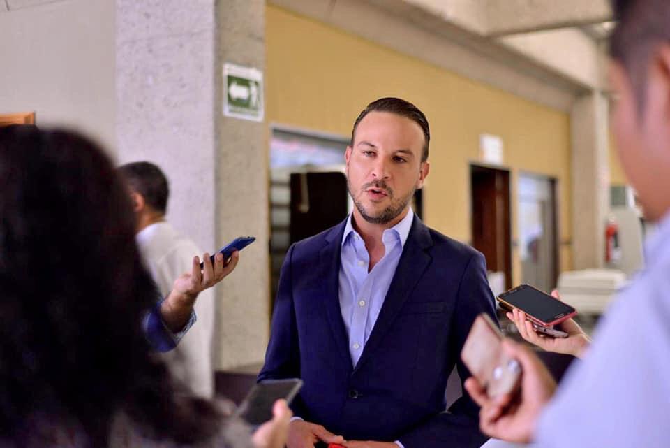 Pide JM Unánue al gobierno del Estado reconsiderar  propuestas de empresarios para evitar una crisis económica
