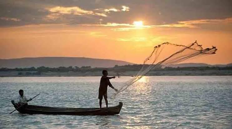 Pescadores no han recibido apoyos del Gobierno para guardar cuarentena.