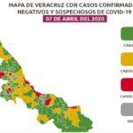 Veracruz y Boca del Río tiene 27 de los 47 casos de Coronavirus en el Estado