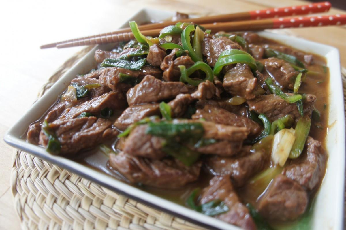 La historia de la gastronomía China