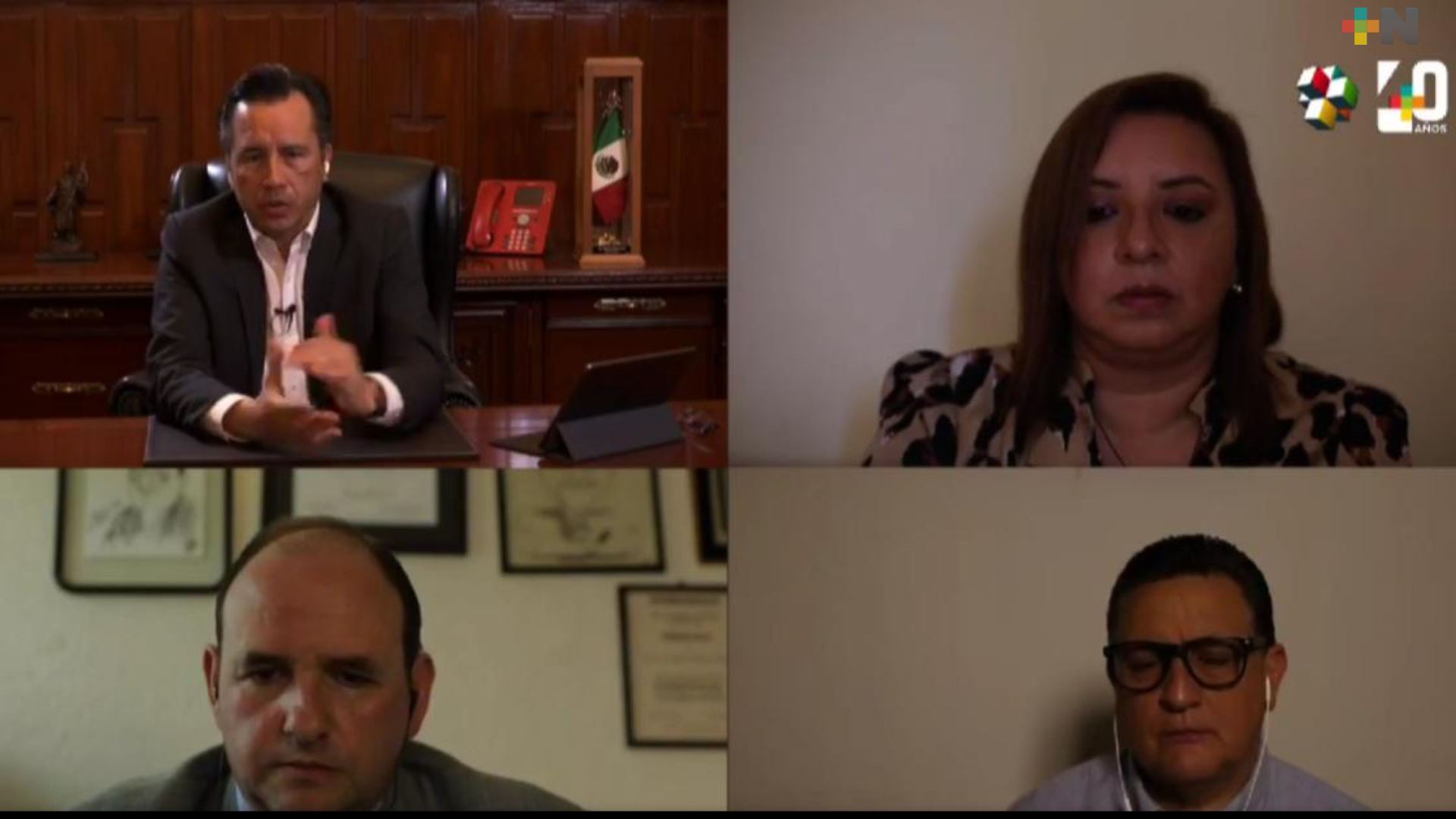 Destina Gobierno 300 mdp para atender a afectados por Covid:Cuitláhuac
