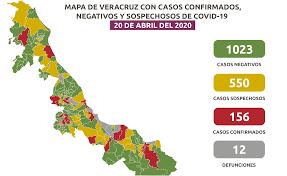 Veracruz enseña transparencia y capacidad de atención a COVID-19