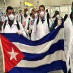 Enviará Cuba médicos a México para combatir el coronavirus