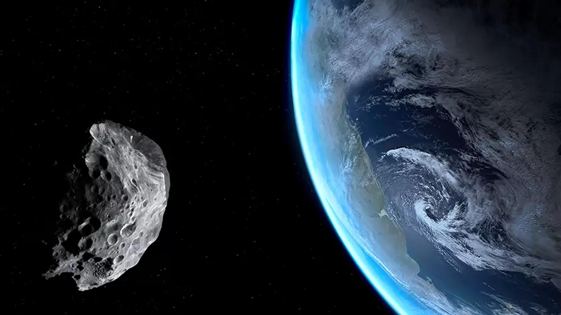 """Asteroide pasará """"cerca"""" a la Tierra este 29 de abril"""