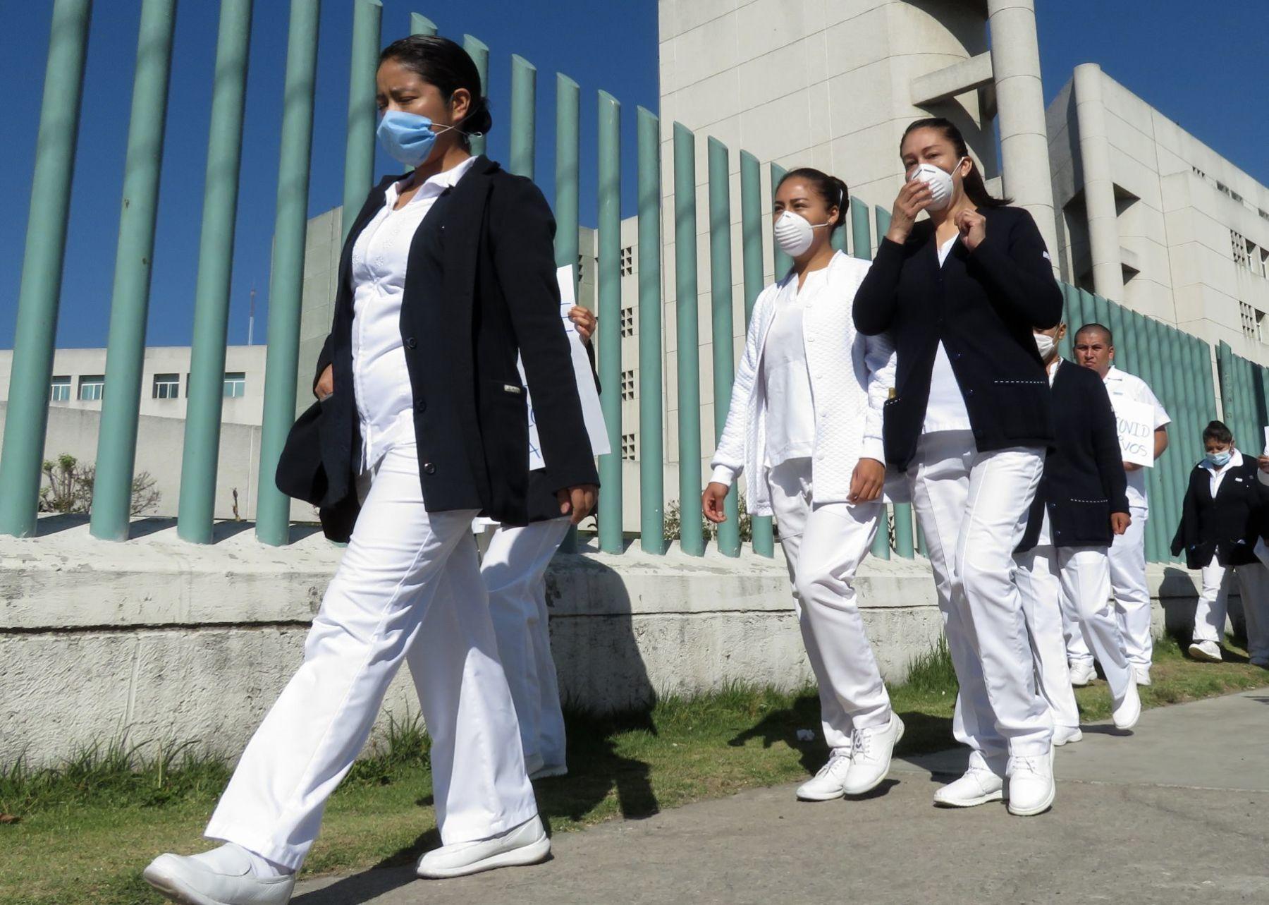 Personal médico segregado en tiempos de coronavirus