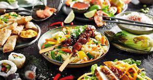 Beneficios e importancia de la comida asiática para este 2020