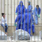 Colapsan servicios de salud en Ecuador por Coronavirus