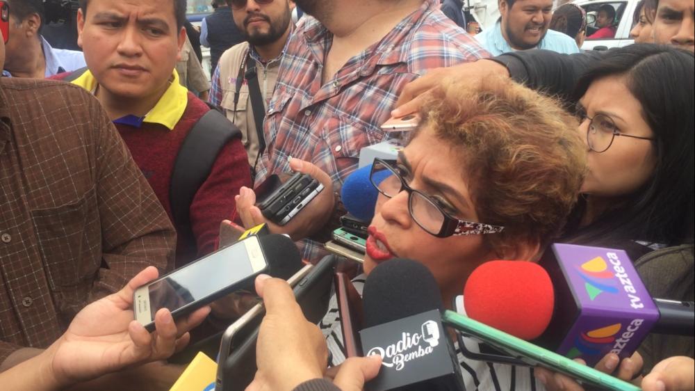 Por pulmonía falleció la líder de comerciantes del Mercado Hidalgo de Veracruz.