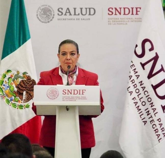 Directora del DIF Nacional supervisará acciones contra Covid-19 en Veracruz