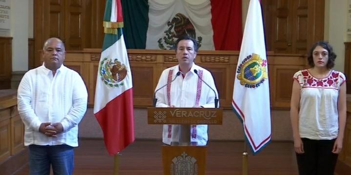 Endurece Gobernador medidas en Xalapa, Boca del Río, Veracruz, Coatzacoalcos y Poza Rica