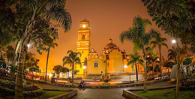 Orizaba, Veracruz, custodio del Pico de Orizaba