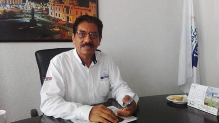 Respalda Canaco propuesta de Unanue par que Gobierno pague salario de veracruzanos