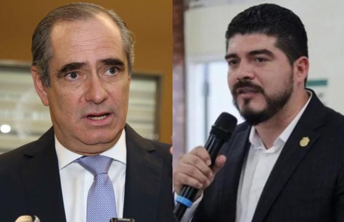 Secretario Zenyazen Escobar responde al senador Julen Rementería acusaciones de empresas fantasma