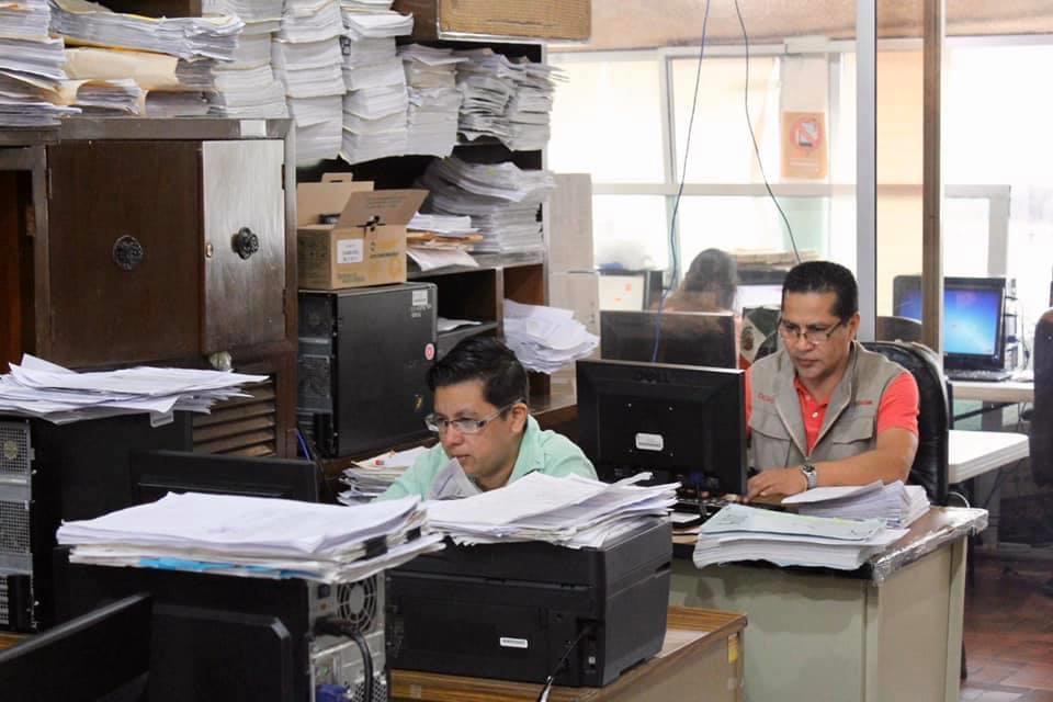Registro Público de Veracruz da certeza patrimonial a familias aún en contingencia