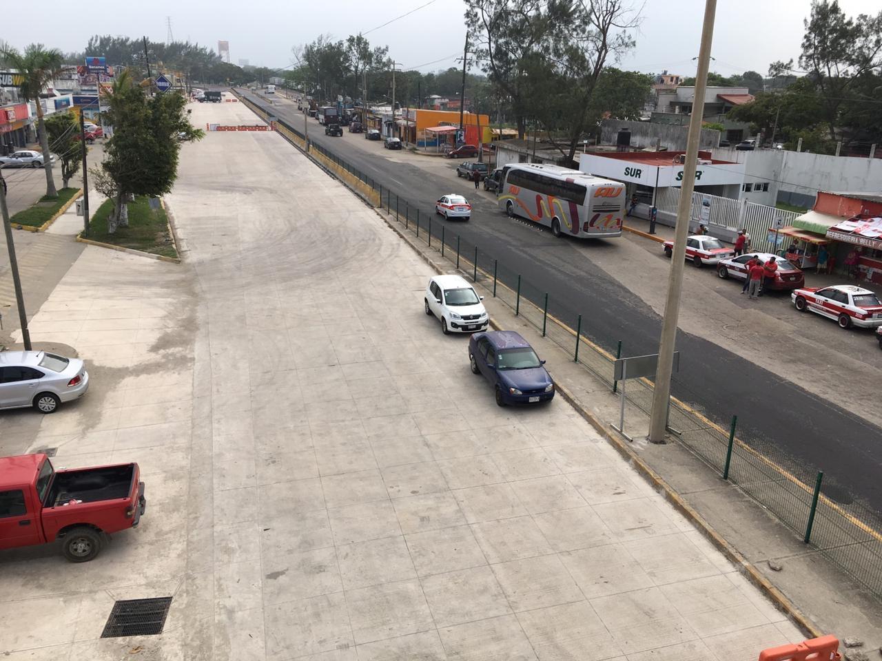 Pagó SIOP sobrecosto a empresa por pavimentación inconclusa del acceso a Coatza: Guízar