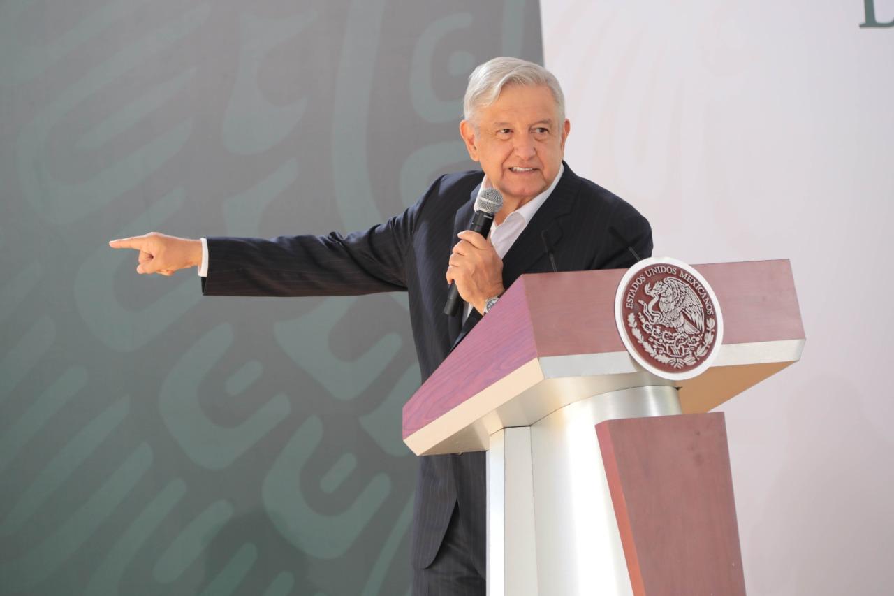 AMLO reconoce buen trabajo en materia de seguridad en Veracruz