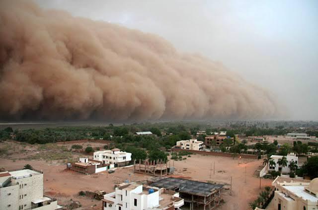 Polvo del Sahara hará pausa sobre ciclones tropicales en el Atlántico, Golfo de México y Caribe: SPC