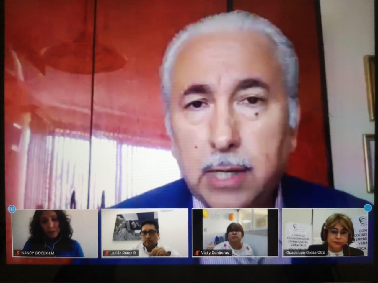 Realizan encuentro 'Estrategias Virtuales que Adoptan los Puertos Post Covid-19'