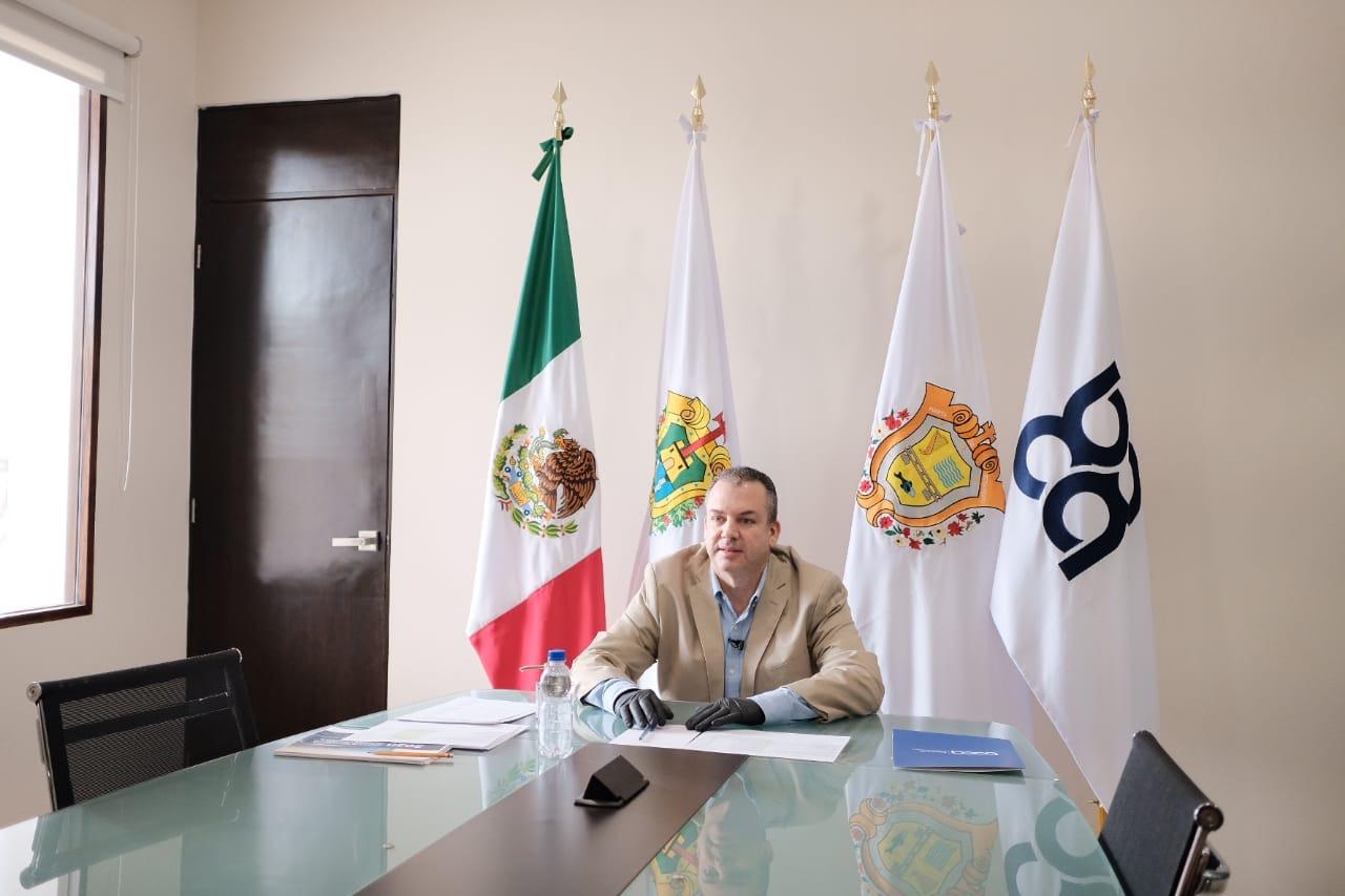 Anuncia Morelli el modelo de recuperación económica para Boca del Río
