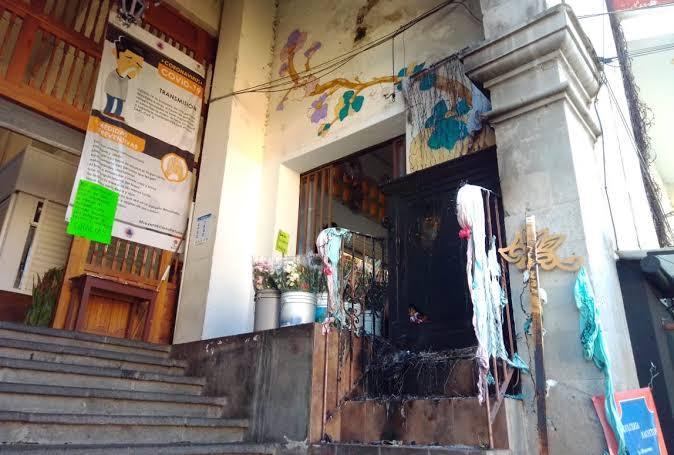 Impera la Ley de la Selva en Veracruz, denuncia Arquidiócesis de Xalapa, atacan altar de la Virgen