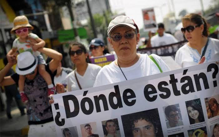 Prevalece la impunidad en FGE por desaparecidos: Solecito