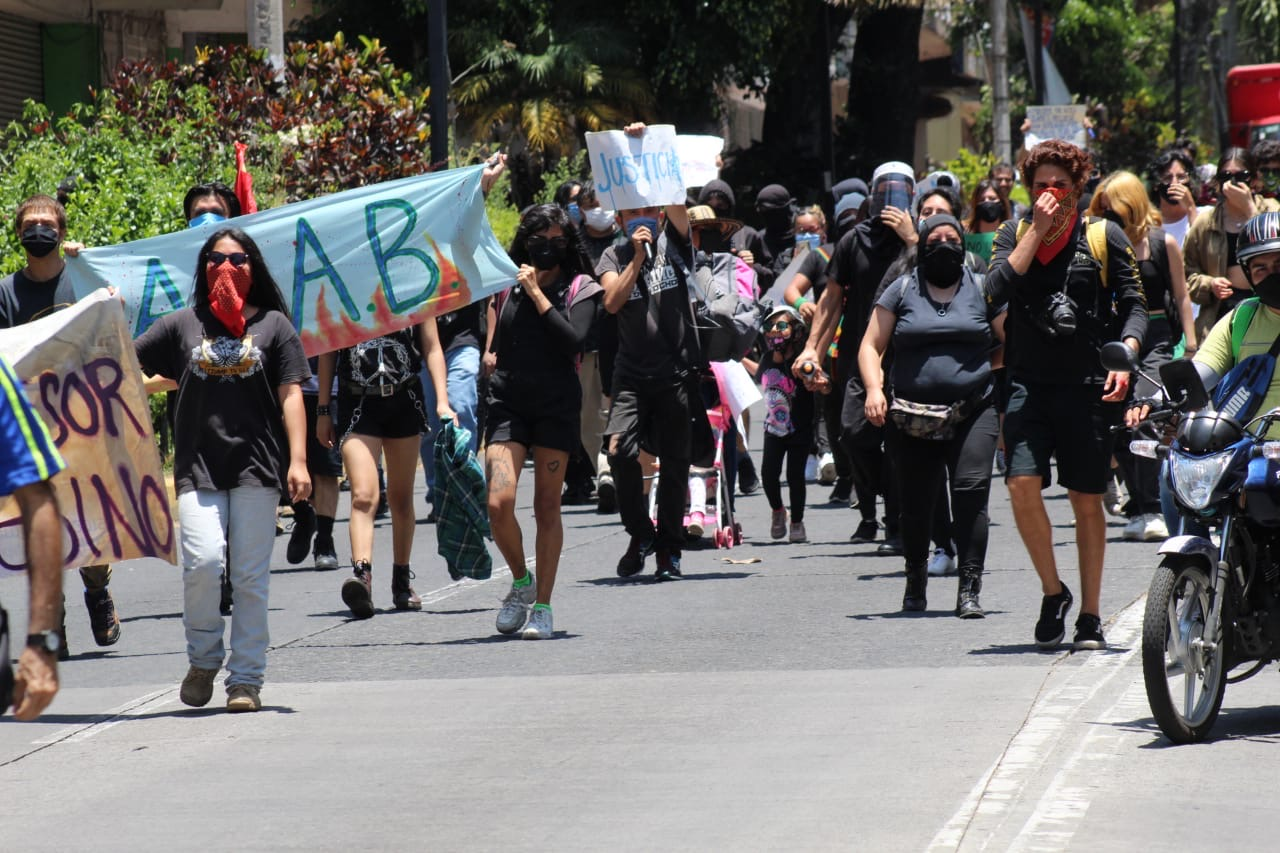 Vandalismo de anarquistas, afronta al gobierno: Canaco