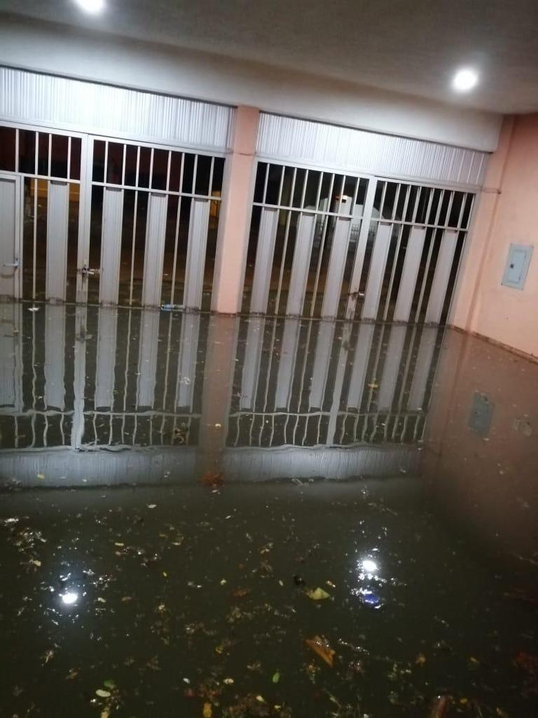 Lluvias de la madrugada en Veracruz-Boca del Río superaron registro histórico: SPC