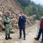 Reportan al menos 10 mil damnificados en Oaxaca tras sismo