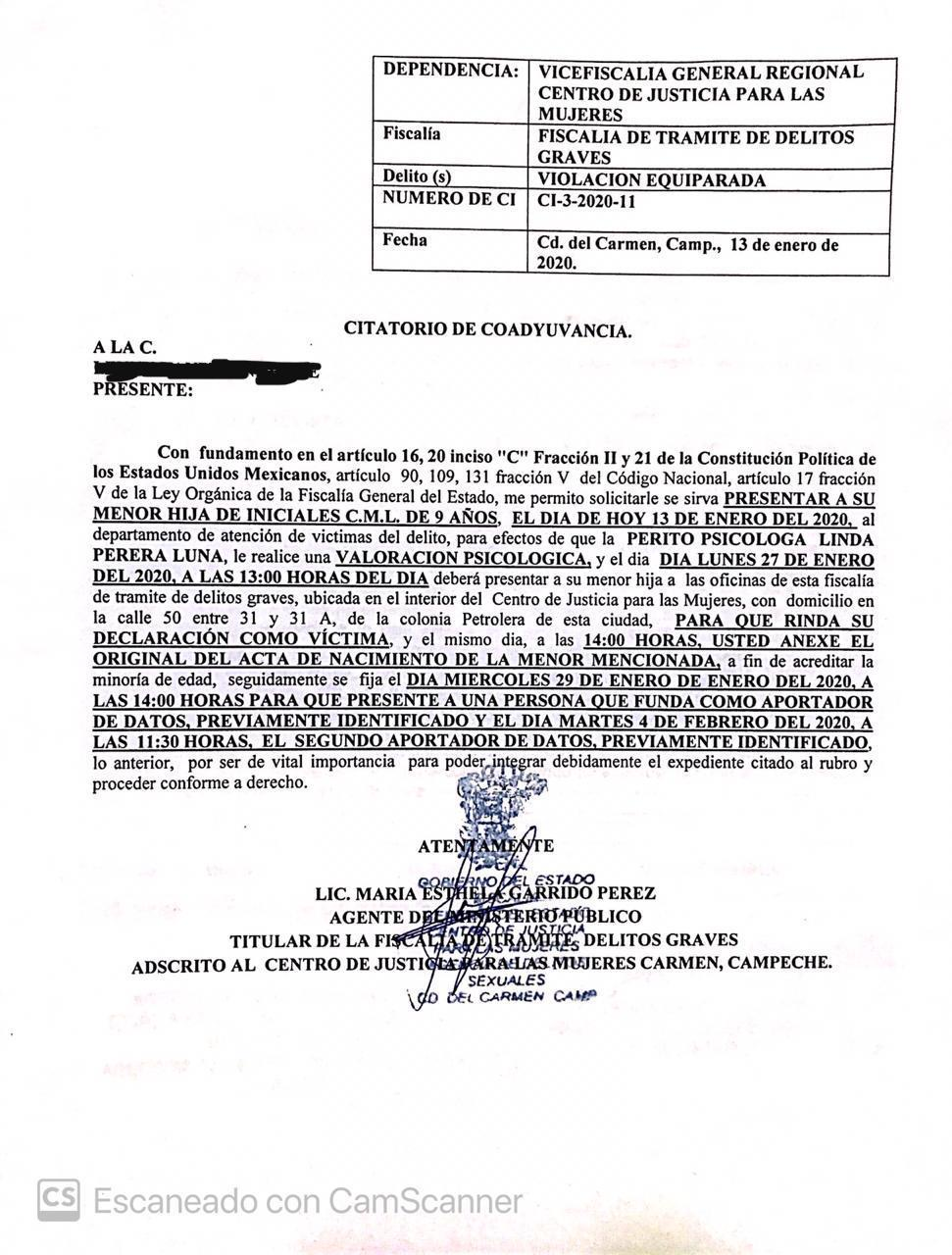 Testaferros de Duarte, FGE y alcalde de Juan R. Clara, protegen a pederasta