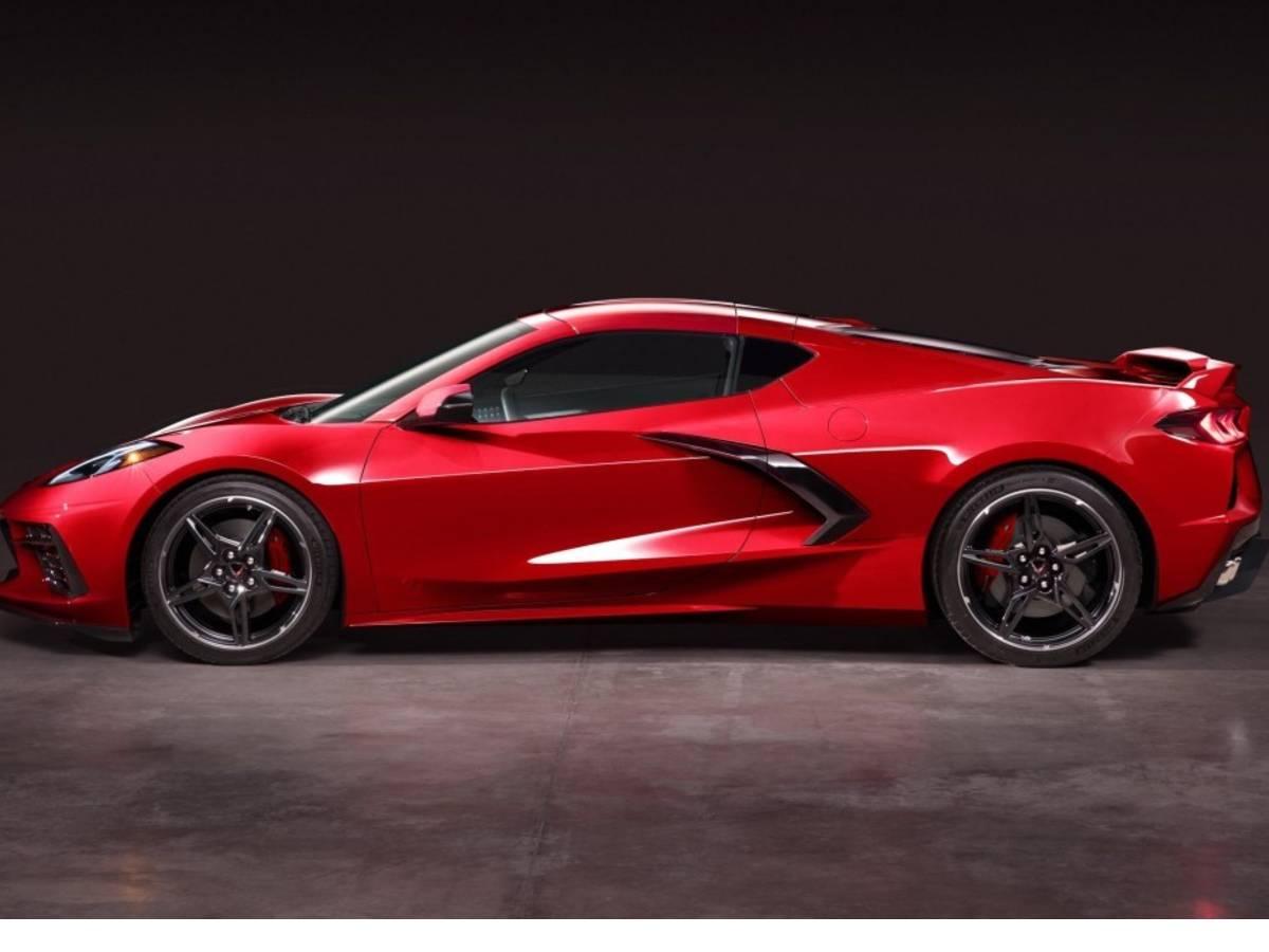 Corvette Stingray 2020, marca la diferencia entre los grandes