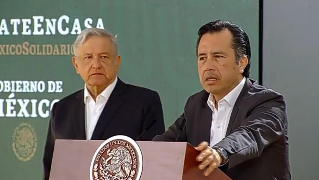 Golpista o separatista intención de 8 gobernadores por crear su propio plan contra el Covid-19: Cuitláhuac
