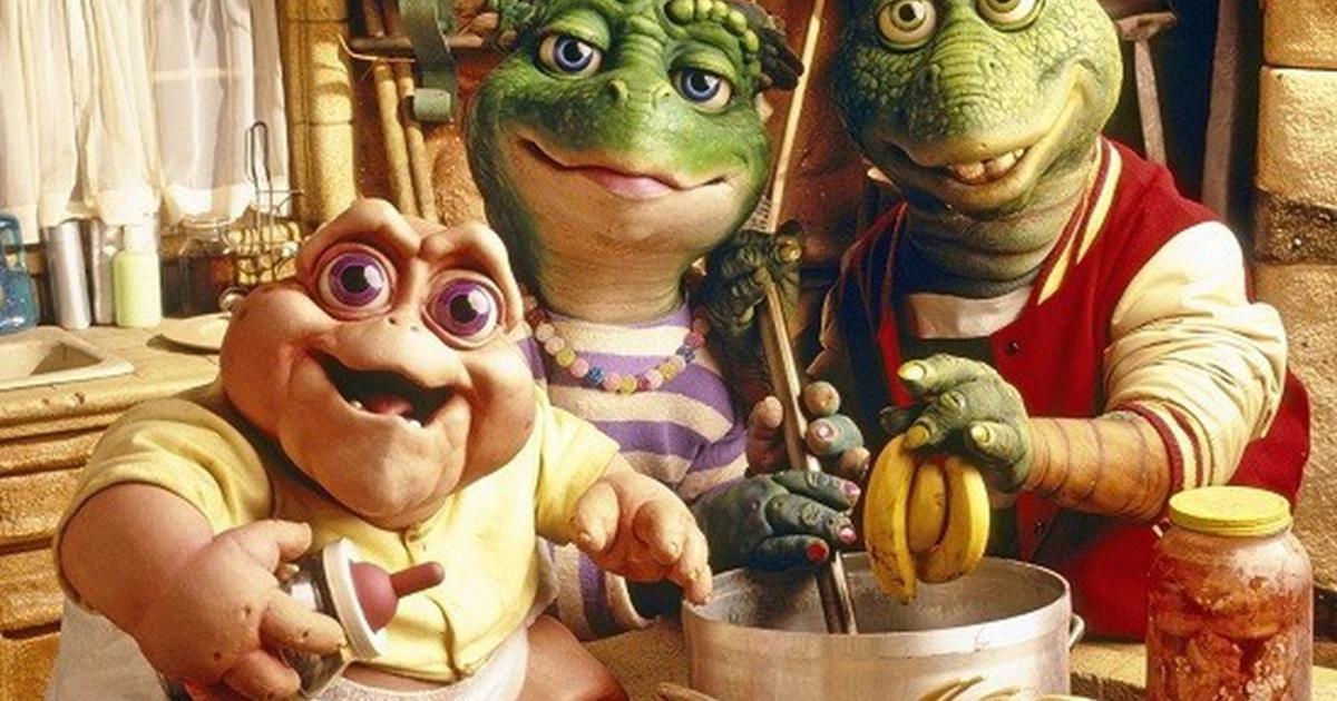 Los Dinosaurios más famosos de los 90, regresan a la televisión en este año