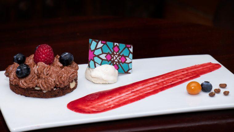 Gastronomía: Triple sensación de puro chocolate
