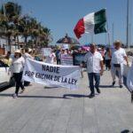 Protesta antiamlo