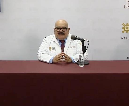 Veracruz en semáforo rojo; aún se mantendrán restricciones: Ramos Alor