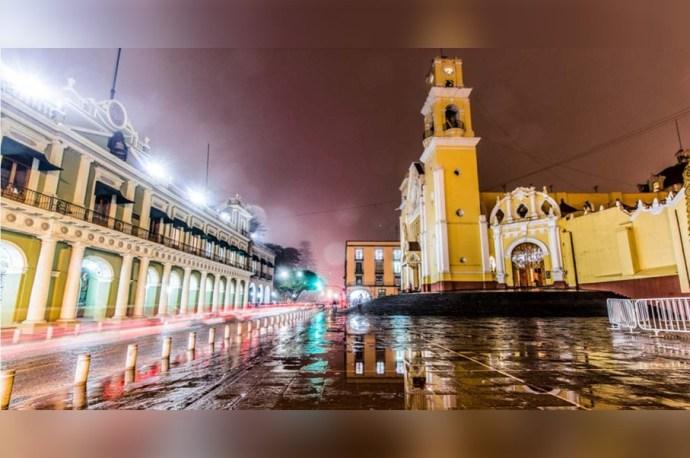 Zona de Monumentos de Xalapa