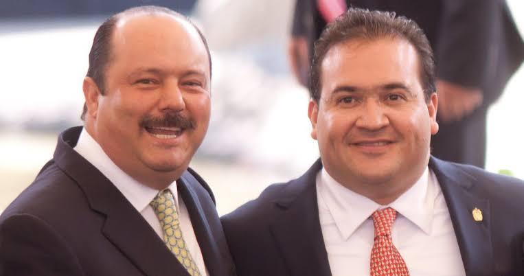 Detienen a César Duarte en Estados Unidos.