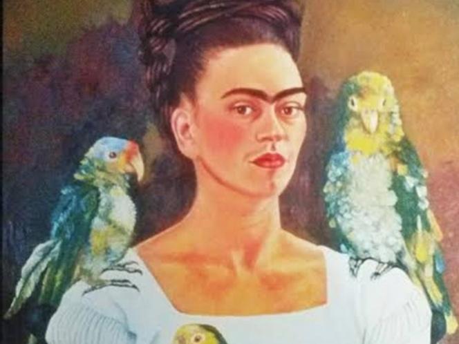 Roban obra de Frida Kahlo y la encuentran en museo de Nueva York