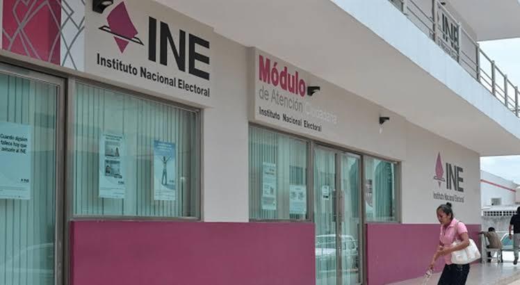 Los módulos del INE en Veracruz y Boca del Rio  abrirán a partir del 17 de agosto.