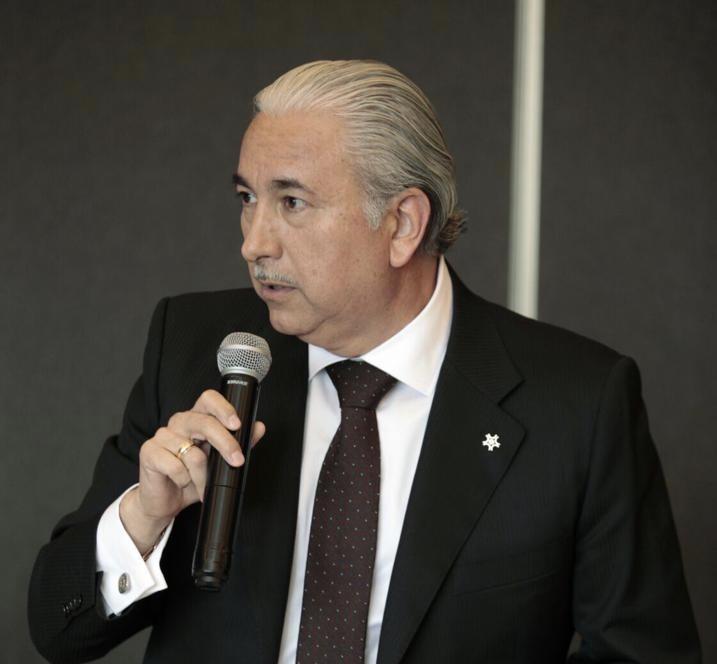 Los problemas del empresariado se resuelven con unidad: José Manuel Urreta Ortega