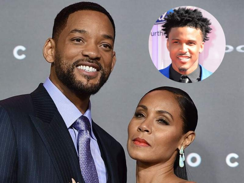 Esposa de Will Smith admite que le fue infiel al actor con el rapero August Alsina