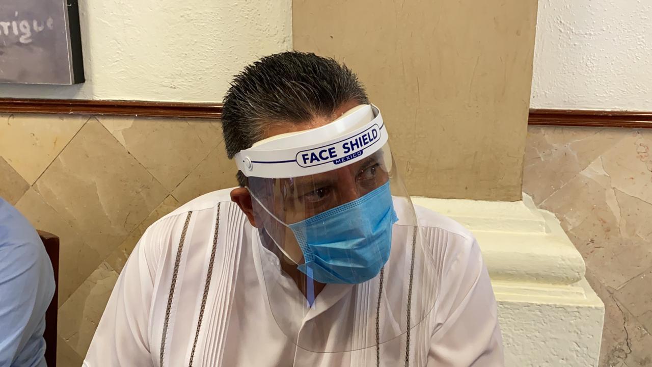 Abogados piden justicia en línea en Veracruz.