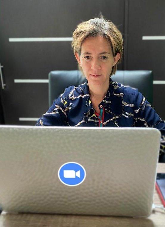 Abre Diputada Ana Miriam Ferráez Centeno Oficina Virtual para atender a la ciudadanía en Xalapa