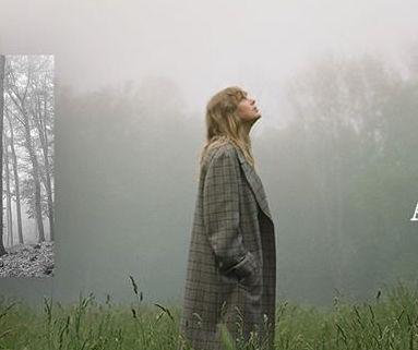 Taylor Swift lanzó Folklore, su nueva producción discográfica
