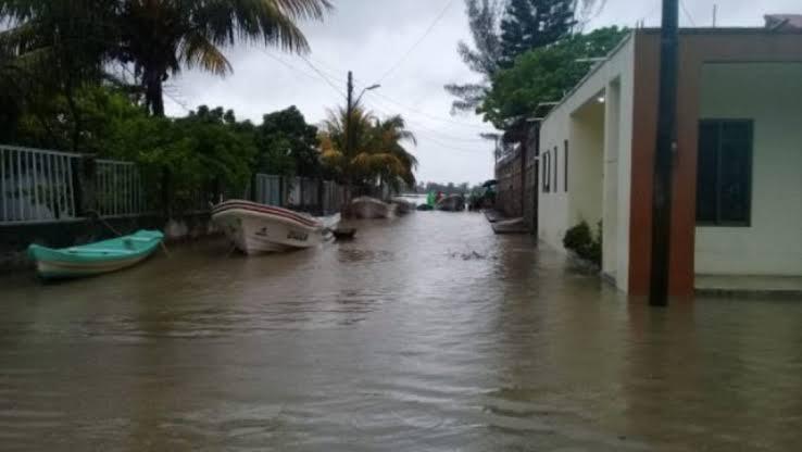 Sube a 24 el número de municipios afectados por lluvias, solicitará SPC declaratoria de emergencia