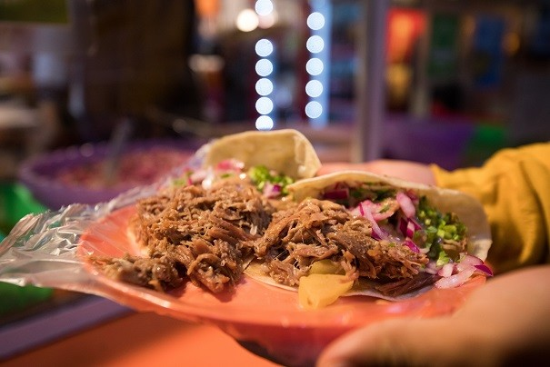 Nacen 'Las Crónicas del Taco 2', en Netflix, como un tributo a la comida mexicana de las calles