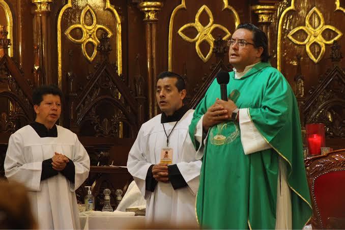 En alerta Arquidiócesis de Xalapa por contagios de Covid-19 entre sacerdotes