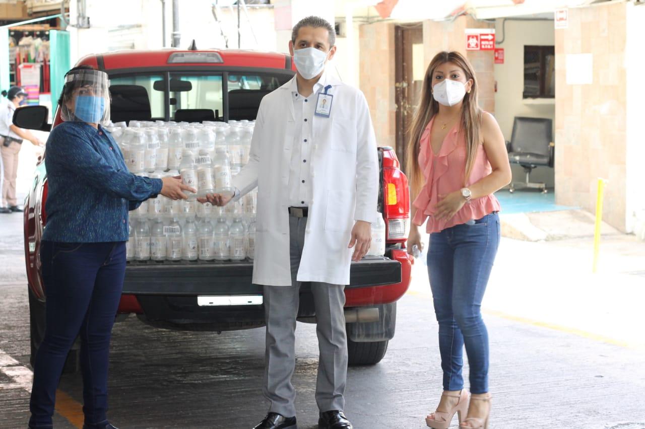 Ayudar y servir, grandeza que distingue al pueblo veracruzano: Ríos Uribe