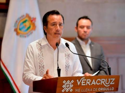 Reitera Gobierno de Veracruz respeto al derecho a la libre expresión: Cuitláhuac García
