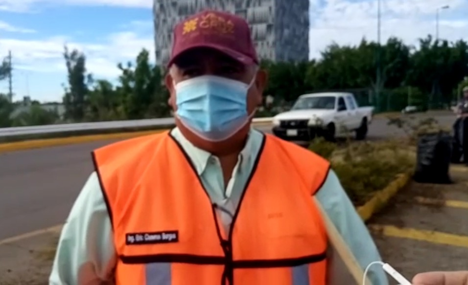 Cada fin de semana Gobernador realizará acciones como el chapeo en Xalapa: Cisneros